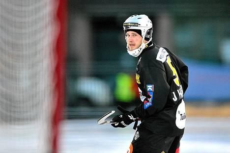 Janne Hauska voitti vuosina 2010–2012 kolme Suomen mestaruutta peräkkäin.