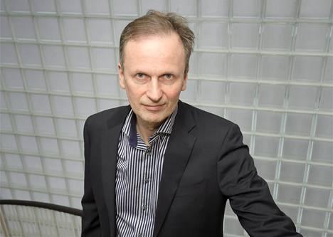 Rikosoikeuden professori Kimmo Nuotio
