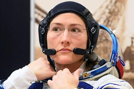 Christina Koch on Nasan vuosikurssin 2013 kasvatteja. Puolet vuosikurssin kahdeksasta astronautista oli naisia.