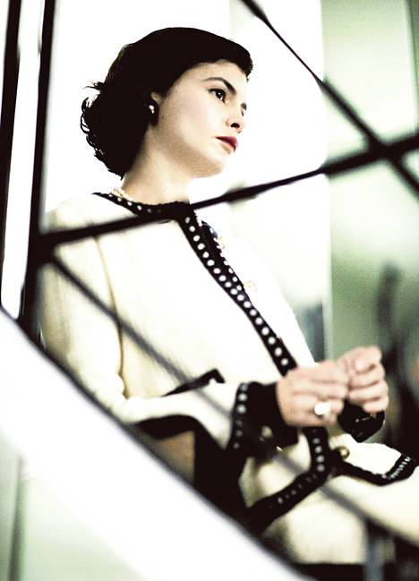 Audrey Tautou on Coco Chanel.