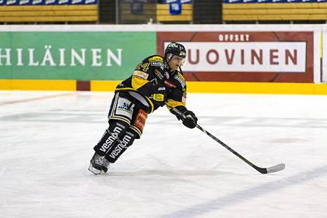 KalPan pääomistaja Sami Kapanen päätti peliuransa viime kauteen.