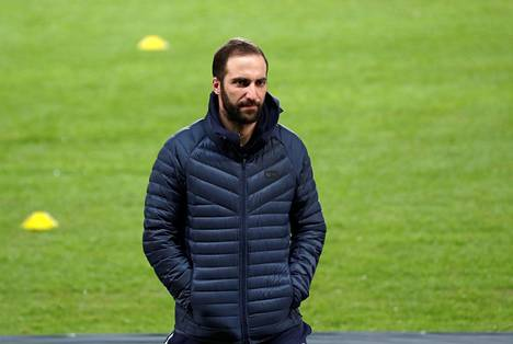 Gonzalo Higuainin maajoukkuepelit ovat ohi.