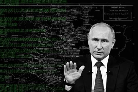 Venäjän informaatiosodalla ja hämäyksillä on juuret syvällä historiassa.