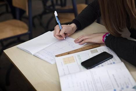 Yliopisto-opiskelijat järjestävät lisätunteja yläkoululaisille, joilla on ongelmia matematiikan opiskelun kanssa.