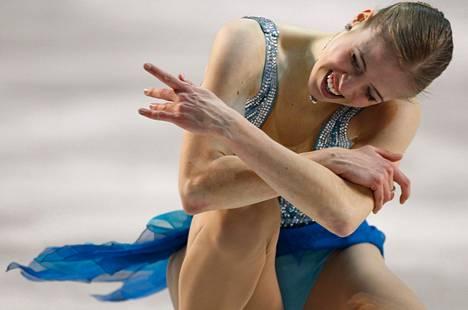 Caroline Kostner johti dopingvalvojia harhaan.