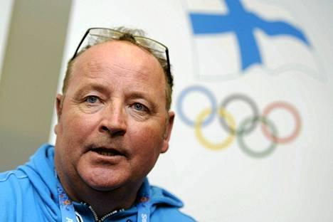 Suomen hiihtomaajoukkueen päävalmentaja Magnar Dalen