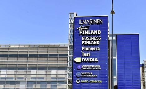 Business Finlandin toimitilat sijaitsevat Helsingin Ruoholahdessa.