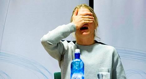 Therese Johaug kertoi viime elokuussa dopingkärystään järkyttyneenä.