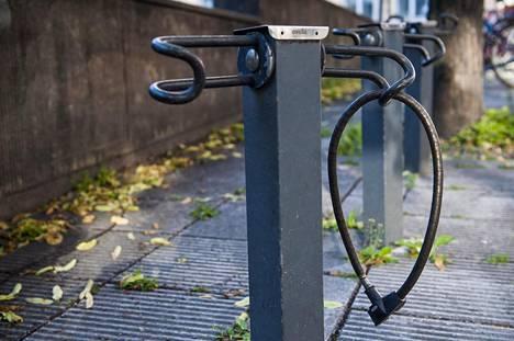 Kesän aikana pyörävarkauksien määrä Länsi-Uudellamaalla on ollut selvässä kasvussa.