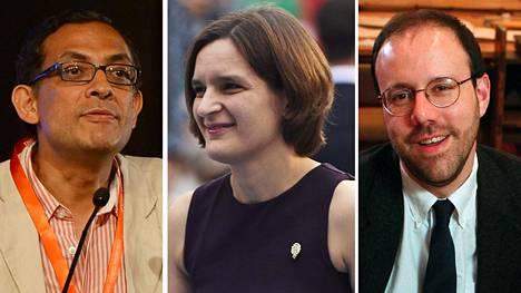 Abhijit Banerjee, Esther Duflo ja Michael Kremer