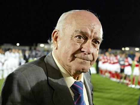 Alfredo Di Stefano vuonna 2006.