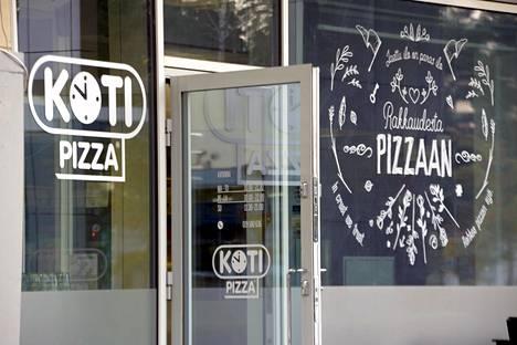 Kotiinkuljetusten osuus Kotipizzan myynnistä on viestintä- ja vastuullisuusjohtaja Antti Isokankaan mukaan ollut kasvusuunnassa. Koronavirustilanne näytti lisäävän pizzojen tilaamista kotiin entisestään viikonloppuna.