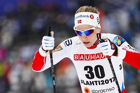 Norjan Astrid Uhrenholdt Jacobsen suhtautuu varovaisesti olympialaisten turvallisuuteen