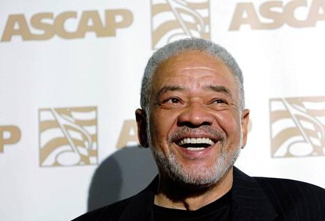 Bill Withers palkittiin elämäntyöstään ASCAP Rhythm Soul Music -palkintogaalassa Beverly Hillsissä kesäkuussa 2006.