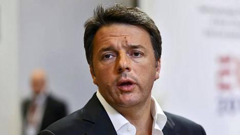 Italian pääministeri Matteo Renzi esittelee lokakuussa todennäköisesti elvyttävän budjetin.