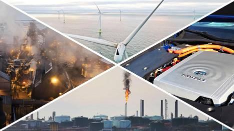 Päästöttömällä sähköllä tuotetun vihreän vedyn kysyntä tulee olemaan niin suurta, että se kannattaa käyttää siellä, missä siitä on eniten hyötyä.