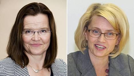 Päivi Nerg valittiin kansliapäälliköksi sisäministeri Päivi Räsäsen esityksestä.