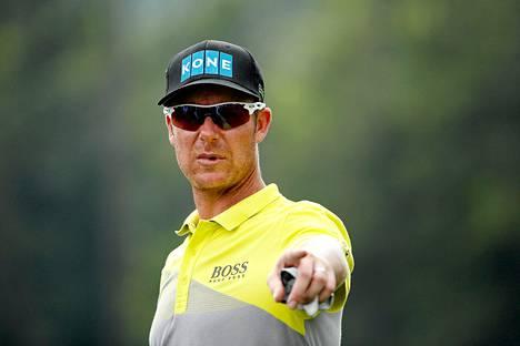 Mikko Ilonen aloitti PGA Championshipin par-tahdilla.