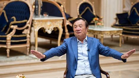 Huawein perustaja Ren Zhengfei vakuuttaa, ettei Huaweita tarvitse pelätä.