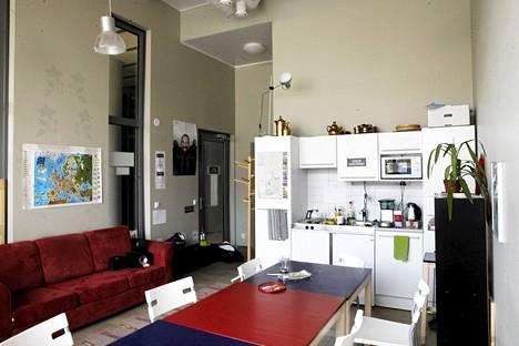 Ennen asunnon kuvaamista kannattaa siivota paikat.
