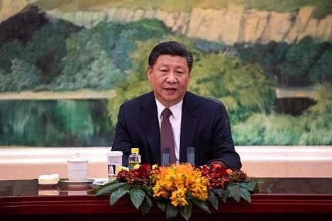 Presidentti Xi Jinping on myös Kiinan kommunistisen puolueen pääsihteeri ja yksi maailman vaikutusvaltaisimmista ihmisistä.