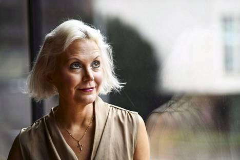 Helsingin yliopiston yleisen valtio-opin dosentti Hanna Wass.