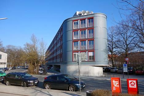 Kerrostalo palkittiin saksalaisten rakennuttajien vuoden 2018 palkinnolla.