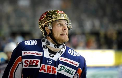 Ville Nieminen on Tapparan paras pistemies pudotuspeleissä.