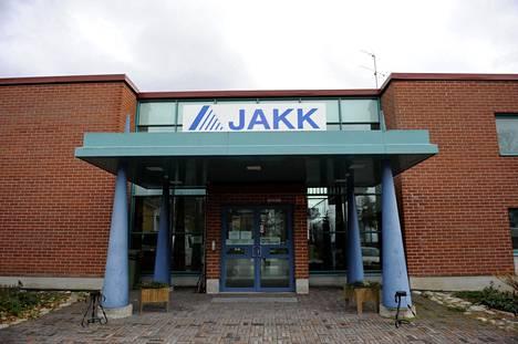JAKK-aikuiskoulutuskeskus Jalasjärvellä.