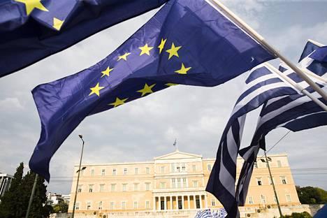 Kreikan Velkakriisi