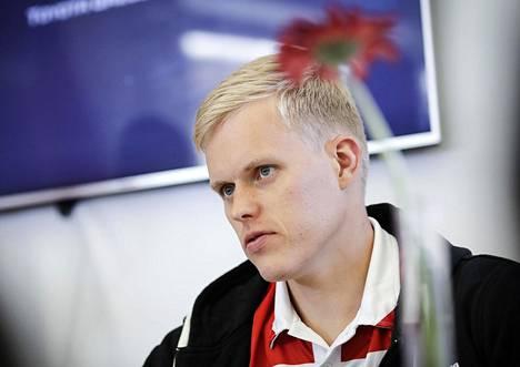 Viron Ott Tänak voitti viime vuonna Jyväskylän MM-rallin ja vei MM-tittelin.