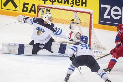 Mikko Koskinen venyi jälleen parhaimpaansa Suomen maalilla.