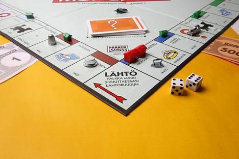 82-vuotias Monopoly on pelien klassikko.