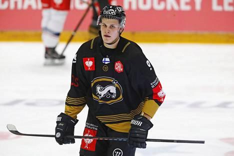 Jesse Puljujärvi on kotimaisen Liigan kiinnostavimpia nimiä alkukaudella.