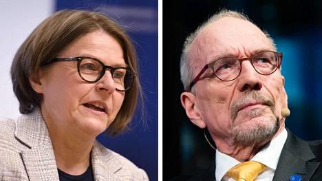 Heidi Hautala valittiin EU-parlamentin varapuhemieheksi ja liberaalien Renew Europe -ryhmä valitsi Nils Torvaldsin koordinaattoriksi ympäristövaliokuntaan.