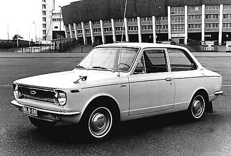 Toyota Corolla täyttää 40 vuotta