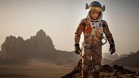 Nasa valvoi, että Matt Damon avaruusmatkaili Marsissa oikein.