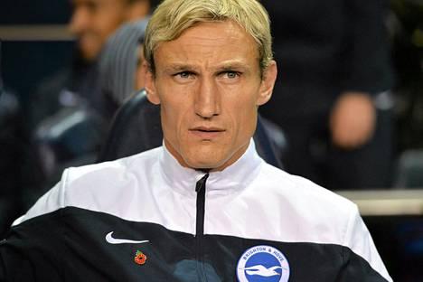 Sami Hyypiän valmentama Brighton on pelannut vaisun kauden.