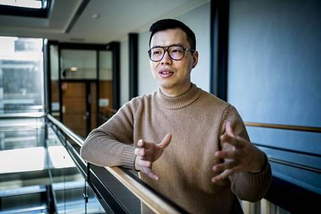 Hongjia Qi