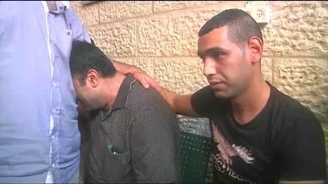 Tilanne Palestiinassa runsaassa minuutissa