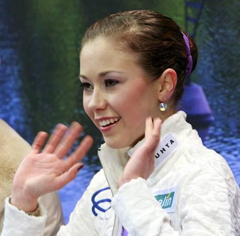 Sport Fundin hallituksen jäsen Laura Lepistö voitti urallaan muun muassa EM-kultaa ja MM-pronssia.