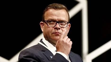 """Puolueet   IS: Kokoomuksen Orpo näkee hallitusyhteistyön perussuomalaisten kanssa """"mahdollisena, mutta ei helppona"""""""
