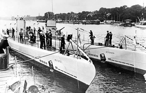 Suomalaiset Sukellusveneet