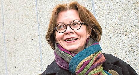 Päivi Loimaala pitää Sara Hildénin museon asemaa suomalaisessa taidemaailmassa hyvänä.