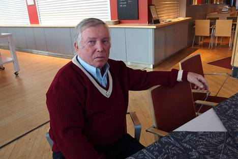 Juhani Kärkinen kuvattuna 1. helmikuuta 2016.