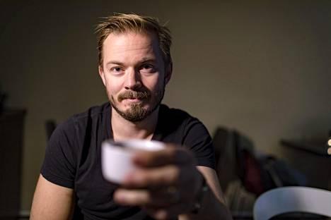 Stefan Sjöholm on Suomen ensimmäisiä teesommeliereja.