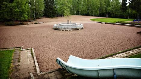 Kovaonniseen Plottiin tulee suljettu vedenkierto. Vesi, joka sieltä pääsee ulos, ohjataan vastedes kunnolliseen viemäriverkostoon.