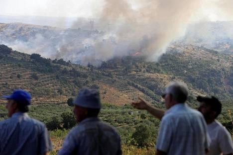 Portugalin Metsäpalot