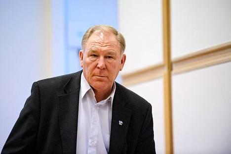 Jouko Purontakasen aikakausi Olympiakomiteassa päättyy ensi syksynä.