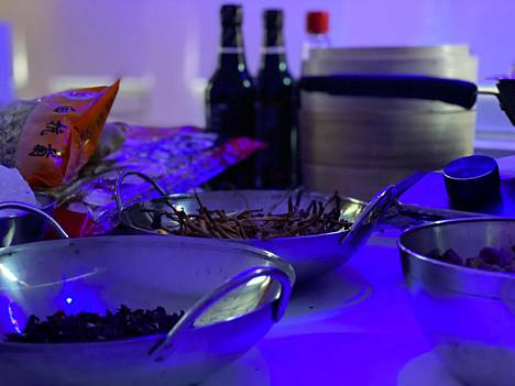 Kristiina Koskentola: Cooking Disorders, pop-up-keittiö, 2014– .